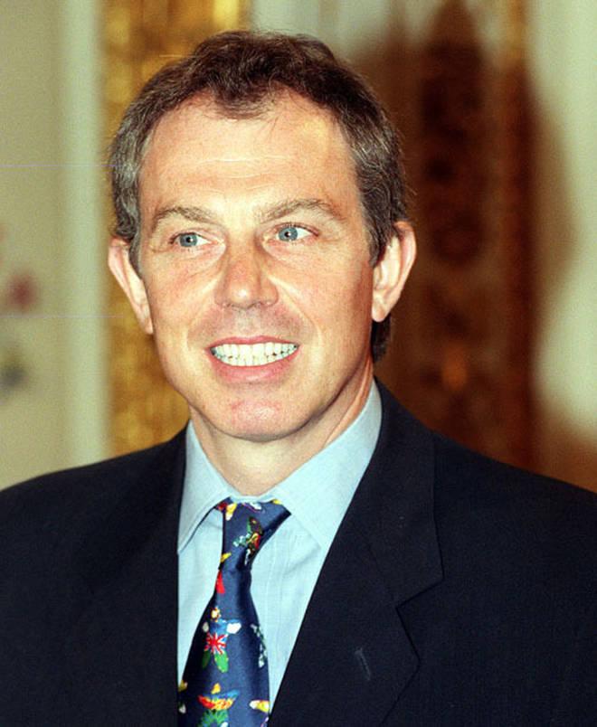 Tony Blair became Prime Minister in 1997