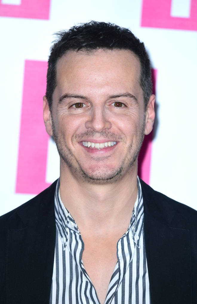 Andrew Scott could appear in future episodes of The Crown