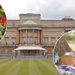 Buckingham Palace is opening for picnics this summer
