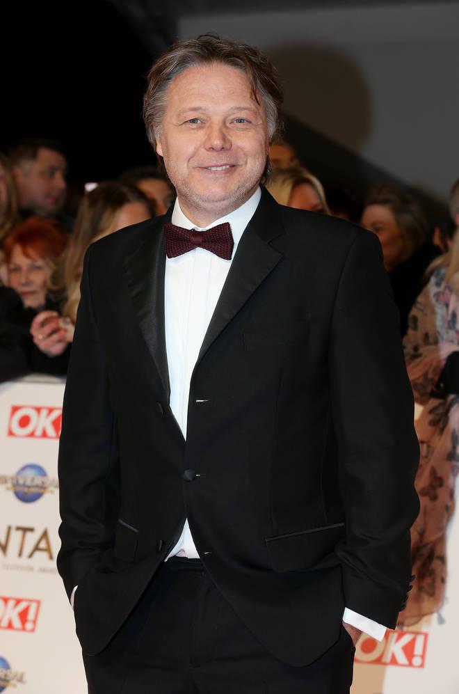 Shaun Dooley plays Braithwaite in Innocent