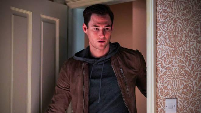 James Farrar plays Zack Hudson EastEnders.