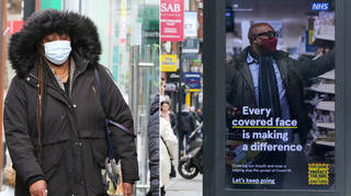 Coronavirus cases has fallen across England