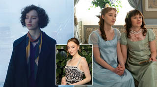 Phoebe Dynevor is starring in new film The Colour Room
