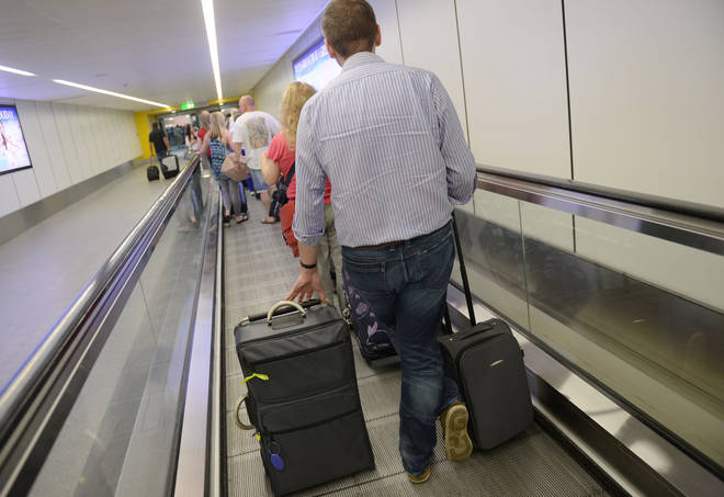Until now passengers have been allowed to take 10kg bags onto flights free of charge