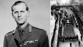 Will Prince Philip have a state funeral?