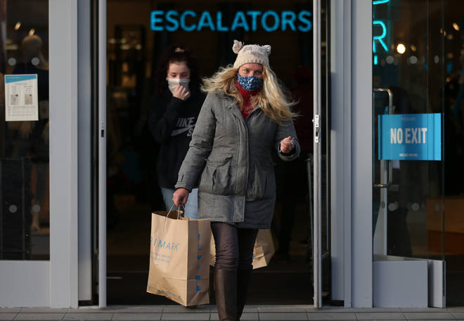 Many people will be returning to the high street today