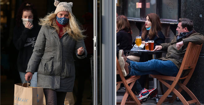 Parts of the UK will be experiencing very cold weather today