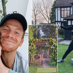 Stacey Solomon and Joe Swash will get married in their garden