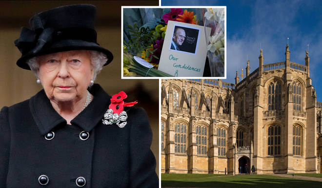 The Royal Family have confirmed details of the funeral for Prince Philip