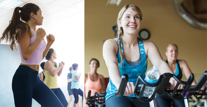 When can gym classes start in England?