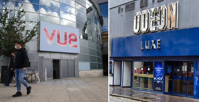When will cinemas reopen in England?