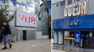 When will cinemas reopen in England?