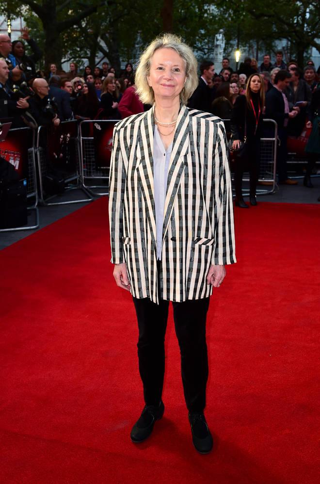 Eileen Davies plays Julia De Cadenet in Too Close