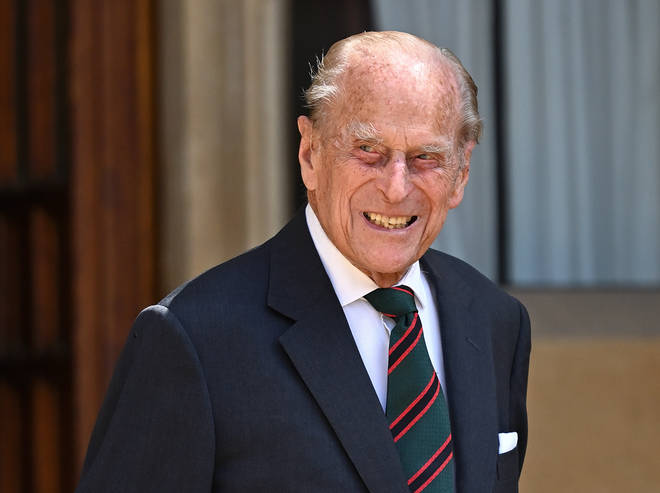 Prince Philip passed away last Friday at Windsor Castle
