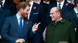 Prince Harry penned an emotional tribute to Prince Philip following his death