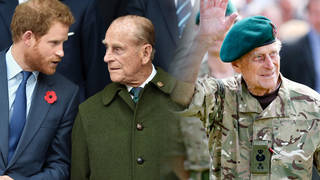 What does Per Mare Per Terram mean and why did Prince Harry use it?