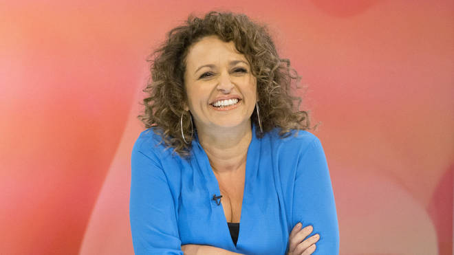 Nadia Sawalha is going take part in Movember