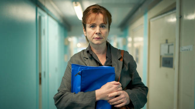 Emily Watson plays Dr Emma Robertson in Too Close