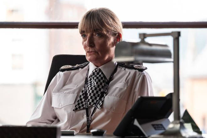 Andrea Wise made Ted Hastings retire early