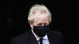 Boris Johnson said that England should stick to the roadmap