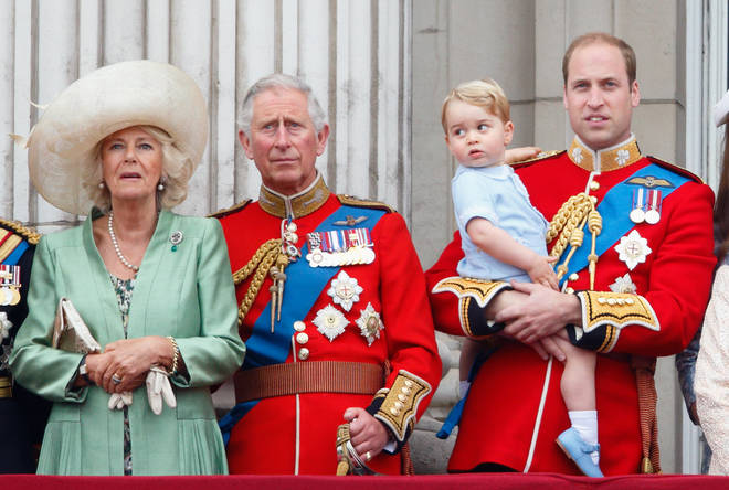 Prince William, Prince Charles and the Duchess of Cornwall are expected to be in attendance