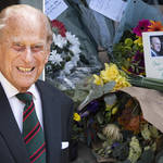 People can leave messages for the royal family in Prince Philip's online book of condolence