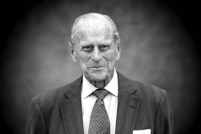 Prince Philip's funeral will take place this Saturday
