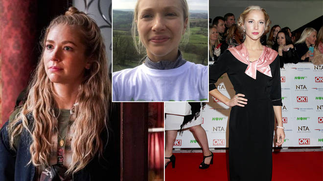 Maddy Hill plays Nancy Carter in EastEnders