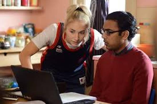 Tamwar Masood left EastEnders with Nancy Carter in 2016