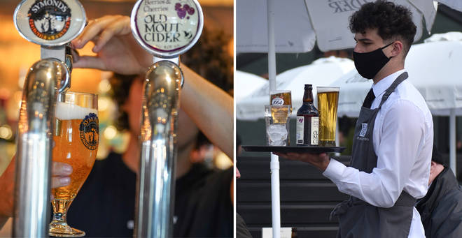 A number of pubs have spoken at their upset over no-shows (stock images)