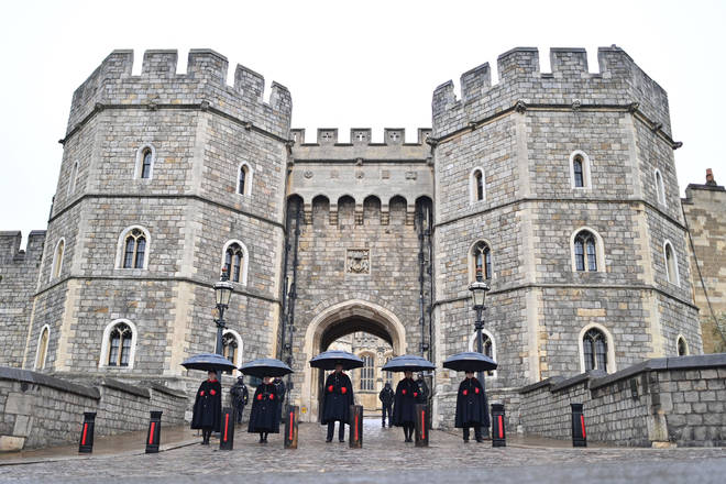 Prince Philip's funeral will be held at Windsor Castle on Saturday, April 17