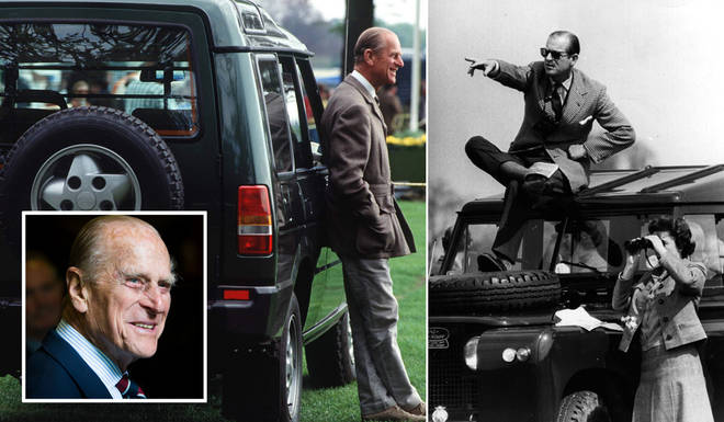 Prince Philip helped design the Land Rover his coffin will be carried in at the funeral