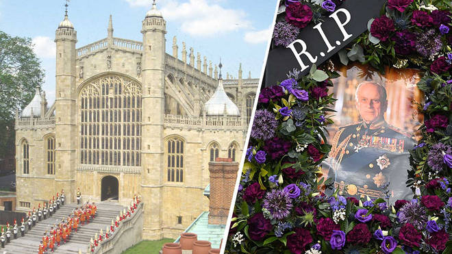 Prince Phillip will be buried in Windsor