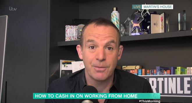 Martin updated the public on the tax relief changes on today's episode This Morning