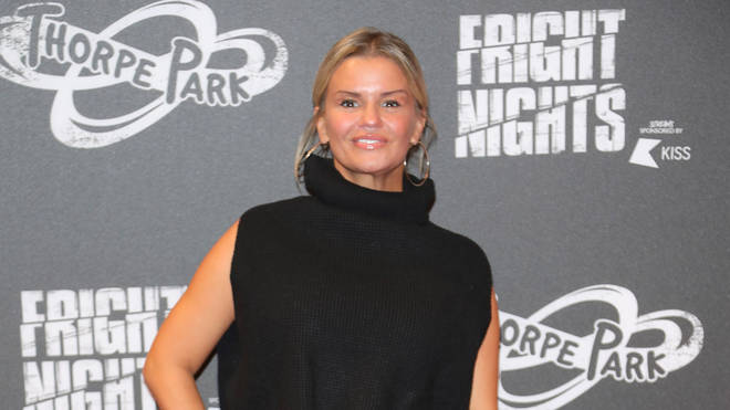 Kerry Katona is opposing the airport booze ban
