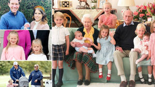 How many great-grandchildren do Prince Philip and the Queen have?