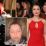Shona McGarty plays Whitney Dean in EastEnders