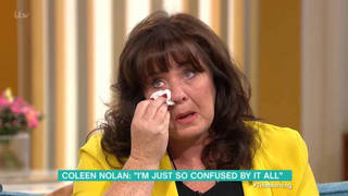 Coleen Nolan on This Morning