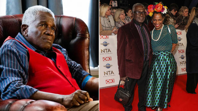 Patrick Trueman is played by Rudolph Walker
