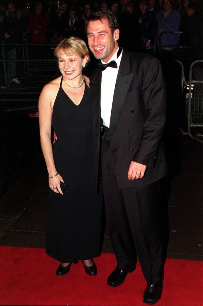 Glenda McKay and Paul Opacic in 1998