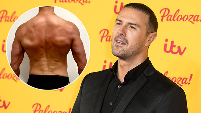 Paddy McGuiness flaunts off his impressive body transformation