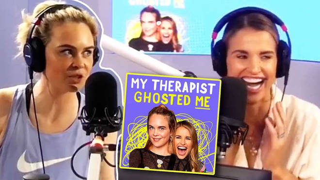 Don't miss Vogue Williams and best pal Joanne McNally's hilarious new podcast