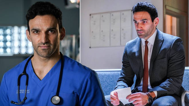 EastEnders star Davood Ghadami will be starring in Holby City