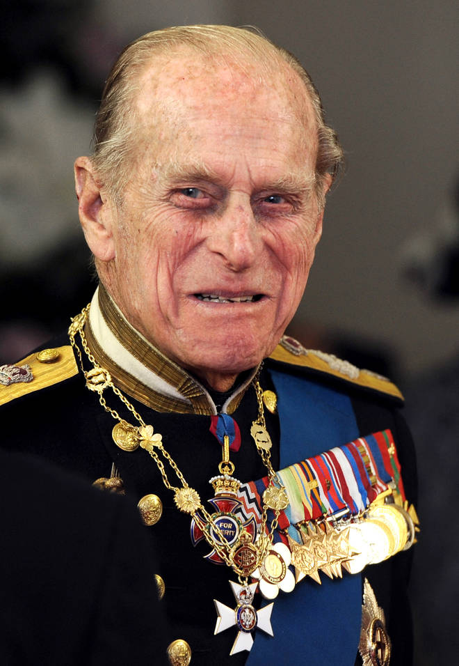 Prince Philip was Captain-General of the Royal Marines for over 64 years