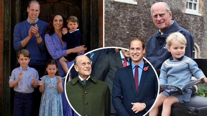 Prince Philip's funeral will not be attending by George, Charlotte and Louis