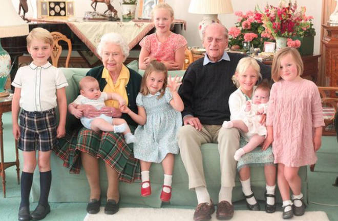 None of the Queen's great-grandchildren will be attending the funeral on Saturday