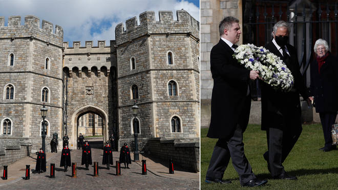 There is a difference between a state funeral and a ceremonial royal funerala