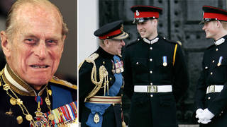 Prince Harry and Prince William released statements after Prince Philip's death