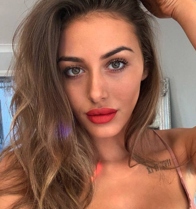Chloe Veitch appeared on Too Hot To Handle in 2020