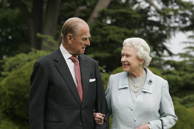 The Queen will turn to her family and friends for support on Saturday